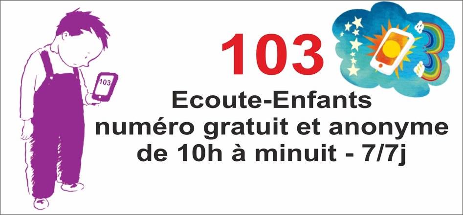 103  -  Ecoute - Enfants